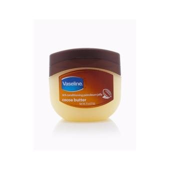 Harga Vaseline Petroleum Jelly Cocoa Butter