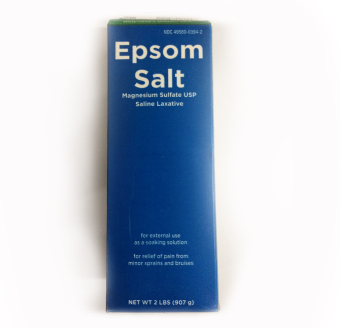 Harga White Mountain Epsom Salt 2lbs (907 g)
