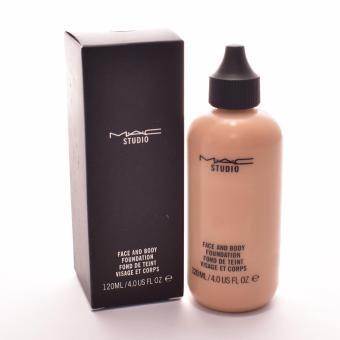 MAC Face and Body Foundation 120ml NC4 Price Philippines