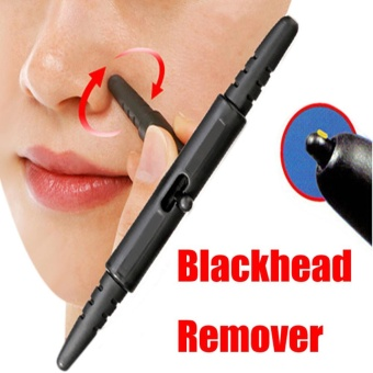 Pen Type Makeup Nose Extractor Stick Blackhead Remover Acne Pore Cleaner - intl Price Philippines
