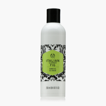 The Body Shop Italian Summer Fig Shower Gel 250 mL Price Philippines
