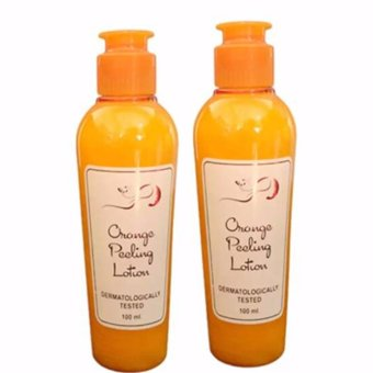 Harga Orange Peel Lotion 100ml Set of 2pcs.