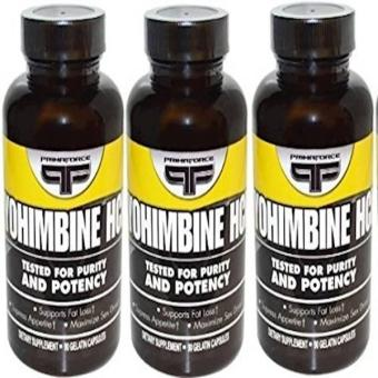 Harga Yohimbine Hcl Supplements Primaforce 90 3 Pack