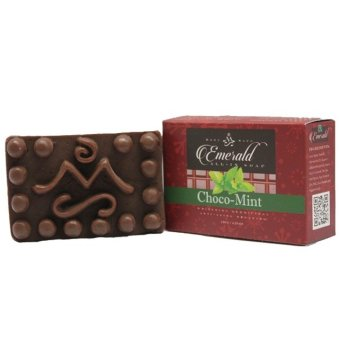 Harga Mont Sapo Emerald Choco-Mint Soap 120g