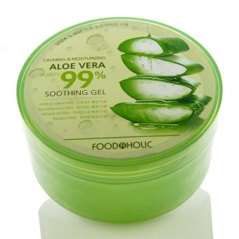 Foodaholic 99% Aloe Calming and Moisturizing Soothing Gel 300ml Price Philippines