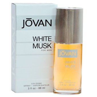 Harga Jovan White Musk Cologne Spray for Men 88ml