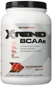 Harga Scivation Xtend BCAA 90 Servings