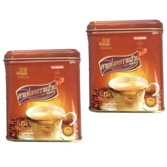 Baian Lishou Slimming Coffee SET of 2 cans (STRONG VARIANT) 15 sachets/can Price Philippines
