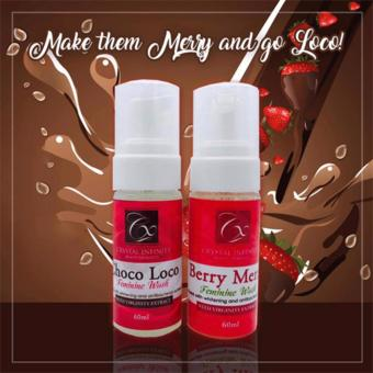 ChocoLoco+Berry Merry Set of 2 Feminine Price Philippines
