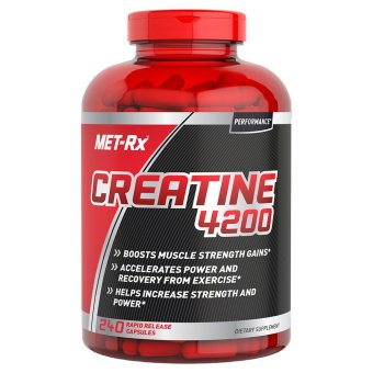 MET-Rx Creatine 4200, 240 Capsules Price Philippines