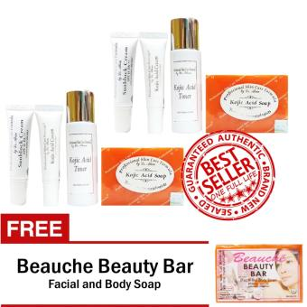 Dr. Alvin Professional Skin Care Kojic Acid Set of 2 with Free Beauche Beauty Bar Price Philippines