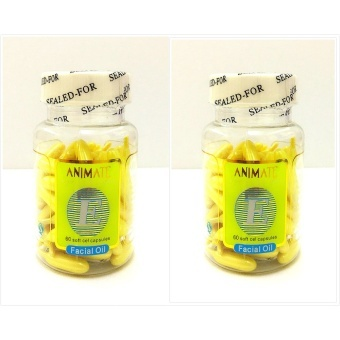 Harga Animate Vitamin E Facial Oil Capsule 60s by 2s