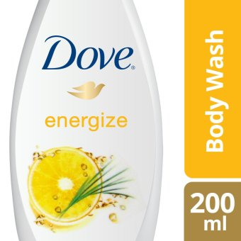 Harga DOVE BODY WASH GO FRESH ENERGIZE 200ML