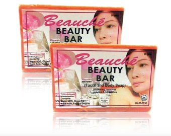 Beauche Beauty Bar Soap 90g Set of 2 Price Philippines