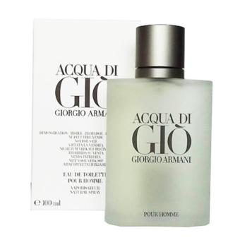 Harga Giorgio Armani Acqua Di Gio Eau De Toilette Perfume for Men (in Tester Box) 100ml