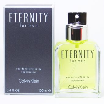 Harga Calvin Klein Ck Eternity Eau de Toilette for Men 100ml