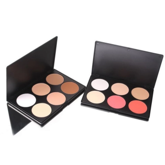 Harga Beauty Contour Blusher Highlighter Pallete
