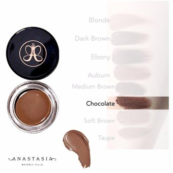 Harga Anastasia Beverly Hills Dipbrow Pomade - ( CHOCOLATE )