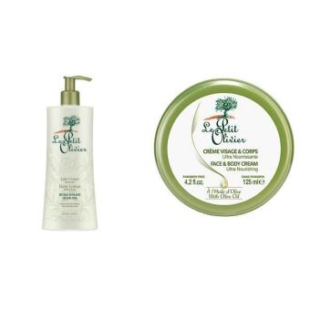 Le Petit Duo Body Lotion and Face Cream Price Philippines