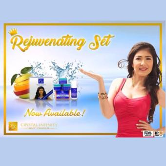 Crystal Infinity Rejuvenating Set Price Philippines