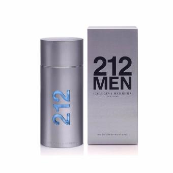 Harga Carolina Herrera 212 MEN Eau De Toilette 100ml