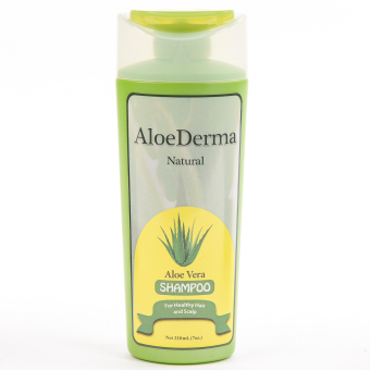Harga Aloederma Natural Shampoo 210ml