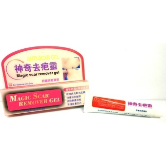 Harga Magic Scar Remover Gel 40g