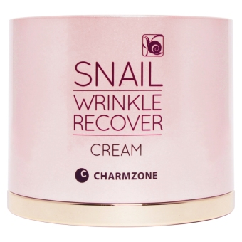 Harga Charmzone Snail Wrinkle Recover Cream 50ml