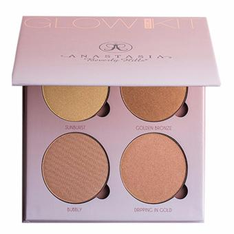 Harga Anastasia Beverly Hills Glow Kit-That Glow 4 color (Gold)