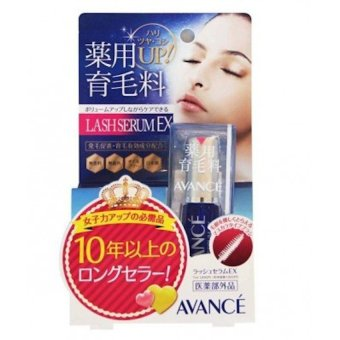 Harga Avance Lash Serum EX 7ml (Eyelash Enhancer, Eyelash Thickening)