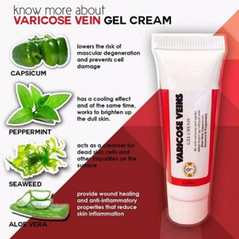 Bare Body Varicose Vein Cream Gel 10ml Price Philippines