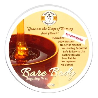 Bare Body Sugar Wax No Kneading (400g) Price Philippines