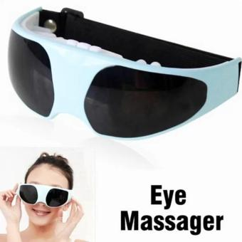 Harga Royalty Magnetic Eye Massager Anti-myopia Eye Nurses Eliminate Under-eye Bags Eye Massage