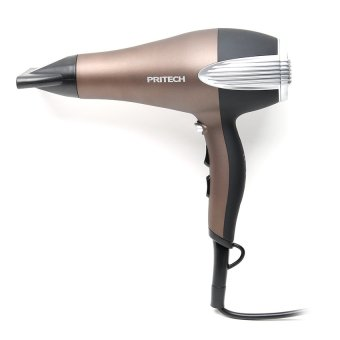 PRITECH TC-3332 Hair Dryer Professional Beauty Salon Blow Dryer Hot and Cold Wind Best & Cheap (Brown) Price Philippines