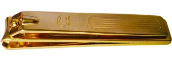 Original Korea 777 Nail Clipper Single Gold Plated (Large) Price Philippines