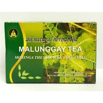 Namica Malunggay Herbal Tea Box of 30 tea bags Price Philippines