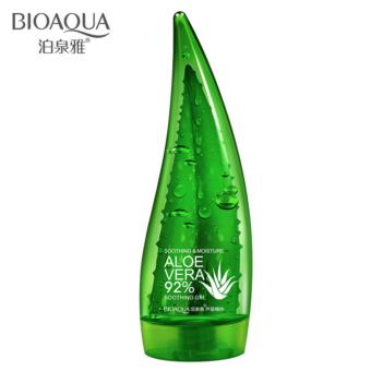Bioaqua Soothing and Moisturizing Aloe Vera 92% Soothing Gel -- (160ml) Price Philippines