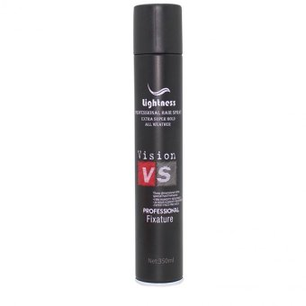 Harga Ligthness Super Hold Hair Spray (LI-0914)