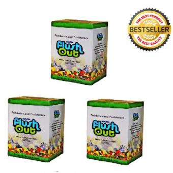 iBasic World Flush Out Colon Cleanse Prebiotics & Probiotics ( 3 Boxes ) Price Philippines