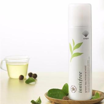 Harga INNISFREE Green Tea Mineral Mist From Korea