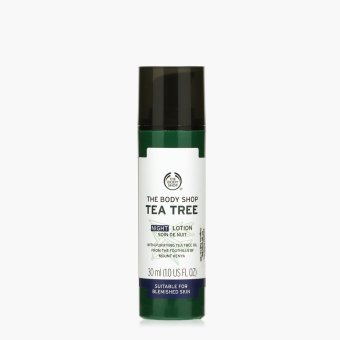 The Body Shop Tea Tree Night Lotion 30 mL Price Philippines