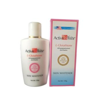 Harga Active White Lotion 100g