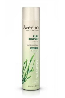 Harga Aveeno Active Naturals Pure Renewal Shampoo 311ml