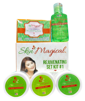 Harga Skin Magical Rejuvenating Kit No. 1, Set of 1