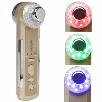 4in1 Photon LED Electric Facial Body Beauty Skin Care - intl Price Philippines