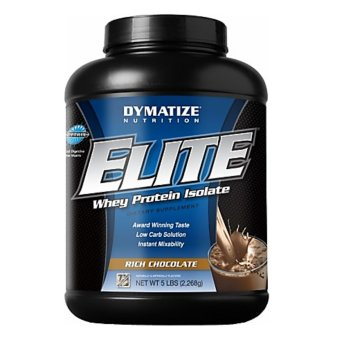 Dymatize Elite Whey Protein Shake - 5lbs - Rich Chocolate Price Philippines