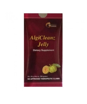 Harga AUTHENTIC Algicleanz Jelly-Garcinia Cambogia in a Jelly Lose Weight