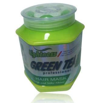 Harga Lightness Green Tea Professional Hair Mask 1000ml