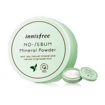 Harga Innisfree No-Sebum Mineral Powder, 5g