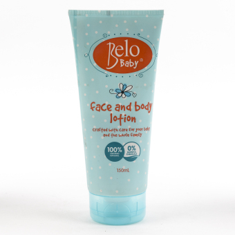 Harga Belo Baby Face and Body Lotion 150ml